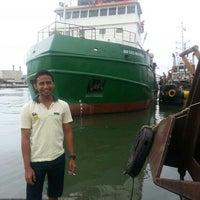 Photo taken at MV. Geo Mariner by Ukong~ on 6/13/2013