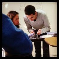 Photo taken at Preuniversitario Pedro de Valdivia by Savka C. on 4/17/2014