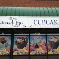Photo taken at Sweet Jojo Coffee Shop by Patti F. on 5/10/2013