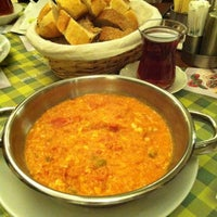 Photo taken at Sakız Ağacı Pastane & Cafe by Snm K. on 4/23/2013