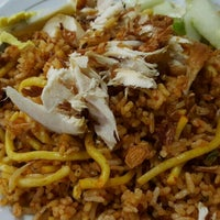 "Photo taken at Mie Kluntung/Nasi Goreng Jawa ""Pak Muji"" by Harijanto H. on 11/23/2015"
