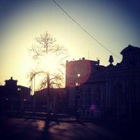 Photo taken at Театр юного зрителя by Лея М. on 4/14/2013