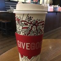 Photo taken at Starbucks by Apinya B. on 11/11/2017
