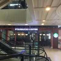 Photo taken at Starbucks by Apinya B. on 7/2/2018