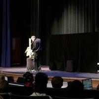 Photo taken at Hillside High School by Samuel M. on 4/8/2016