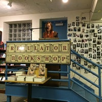 Photo taken at The Regulator Bookshop by Samuel M. on 12/6/2014