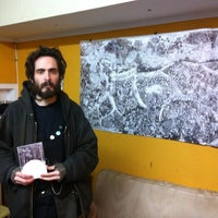 Photo taken at Internationalist Books and Community Center by Samuel M. on 3/5/2014