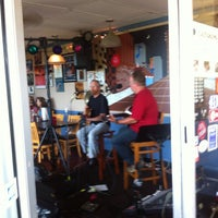 Photo taken at Blue Note Grill by Samuel M. on 8/18/2013