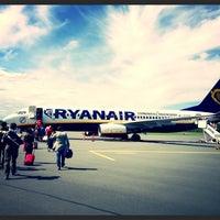 Снимок сделан в Lappeenranta Airport (LPP) пользователем Анастасия С. 5/22/2013