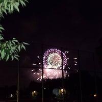 Photo taken at 篠崎公園 鹿骨地区 by SamKun 2. on 8/6/2016
