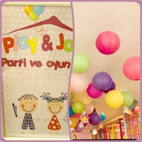 Photo taken at Play And Joy Parti Ve Oyun Evi by Nazli D. on 12/29/2012
