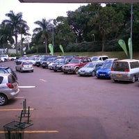 Photo taken at Sheraton Kampala Hotel by Collins D. M. on 7/25/2015