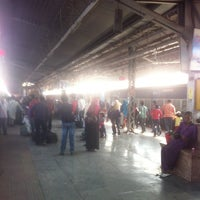 Photo taken at Allahabad Junction by Rajeev N. on 11/27/2014