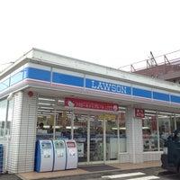 Photo taken at ローソン 別府扇山店 by Toru M. on 7/1/2013