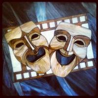 Foto tirada no(a) Театр киноактера por Natasha O. em 6/5/2013