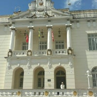 Photo taken at Tribunal de Justiça da Paraíba by Jesse O. on 3/22/2016