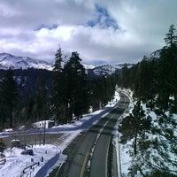 Photo taken at Mammoth Mountain Ski Resort by @joe4pres on 2/21/2013
