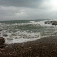Photo taken at Platja del Port d'en Perris by El Gotim R. on 3/5/2013