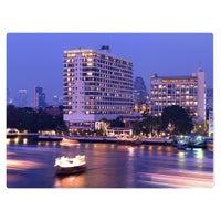 Photo taken at Mandarin Oriental, Bangkok by BANKS d. on 11/28/2012
