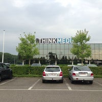Photo taken at Think Media by jeroen s. on 8/27/2013