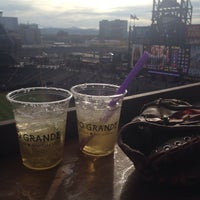 Photo taken at The Rooftop @ Coors Field by Heather Alton T. on 5/5/2014