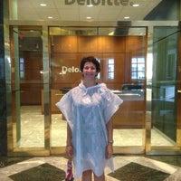 Photo taken at Deloitte & Touche by Michael D. on 8/22/2013