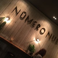 Photo taken at Numero Nueve by Anne B. on 2/15/2017