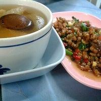 Photo taken at นุชข้ามต้มสวนหลวง by พรชัย อ. on 10/15/2012