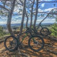 Photo taken at Levis Trow Mountain Bike Trail by JFDI on 4/24/2016