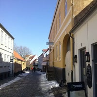 Photo taken at Ebeltand by Henrik Paaske K. on 3/24/2013