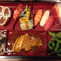 Photo taken at Hibachi Grill & Supreme Buffet by Emily T. on 11/16/2013