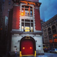 Photo taken at Ghostbusters Headquarters by Nicola P. on 8/8/2013