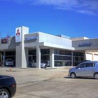 ... Photo Taken At Gillman Mitsubishi Houston By Gillman M. On 6/25/2014 ...