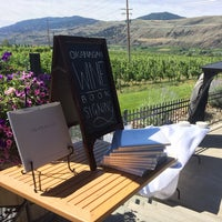 Photo taken at Black Hills Estate Winery by Field Guide on 6/21/2015