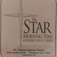 Photo taken at Morning Star Baptist Church by Prentiss J. on 6/2/2013