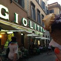 7/9/2013 tarihinde 🔹Maria L🔹ziyaretçi tarafından Giolitti'de çekilen fotoğraf