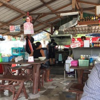 Photo taken at ร้านป้าแอ๊ดตามสั่ง by Jaturong K. on 1/4/2017