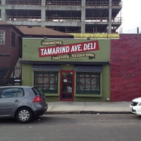 Photo taken at Tamarind Ave Deli by Connor C. on 1/27/2013