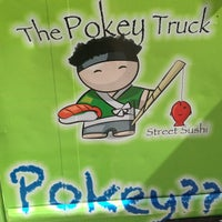 Photo taken at The Pokey Truck by Connor C. on 3/15/2013
