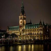 Photo taken at Hamburger Rathaus by Pavlo P. on 1/24/2013