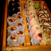Photo taken at I Love Sushi by Brittany B. on 3/30/2013