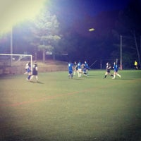 Photo taken at WRAL Soccer Center by Jehnnisa D. on 5/8/2013