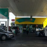 Photo taken at PETRONAS Station by Daniel C. on 6/21/2014
