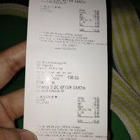 Photo taken at SM Cinema 3 by Meirah S. on 6/8/2013