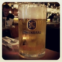 Photo taken at Bavarian Bier Cafe by Mark T. on 11/20/2012