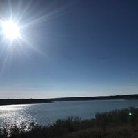 Photo taken at Lake Georgetown by Brian S. on 1/3/2018