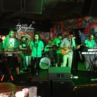 Photo taken at Cafe Boogaloo by Debbie D. on 3/17/2013