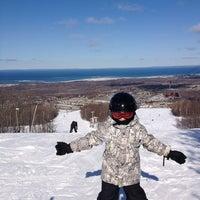 Photo taken at Blue Mountain Resort by Chris T. on 3/17/2013