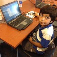 Photo taken at Santa Cruz Public Libraries Downtown Branch by Yanely M. on 10/8/2014
