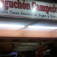 Photo taken at Sanguchón Campesino by Pepe V. on 9/13/2014